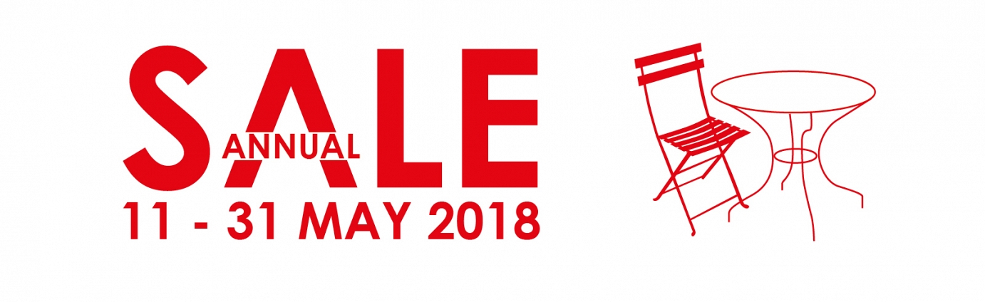 annual sale may 2018