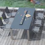 Chrominox Dining Table